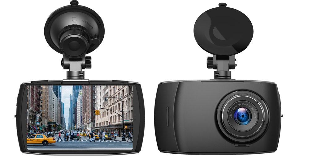 Z-Edge T4 Dash camera